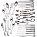 Lenox 829739 French Perle™ 65-piece Flatware Set