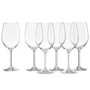 Lenox 831665 Tuscany Classics® 6-piece White Wine Glass Set