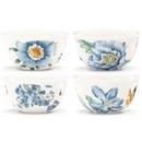 Lenox 833415 Butterfly Meadow Blue® 4-piece Dessert Bowl Set