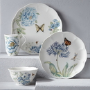Lenox 833421 Butterfly Meadow Blue® 4-piece Place Setting