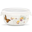 Lenox 833959 Butterfly Meadow® Round Serve and Store Container