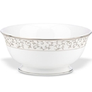 Lenox 834219 Opal Innocence Silver™ Large Serving Bowl