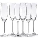 Lenox 845276 Tuscany Classics® 6-piece Champagne Flutes Set