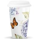 Lenox 846844 Butterfly Meadow Blue® Thermal Travel Mug