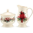 Lenox 847266 Winter Greetings™ Sugar & Creamer Set