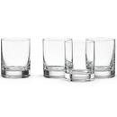 Lenox 852913 Tuscany Classics® 4-piece Cylinder Double Old Fashioned Glass Set