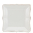 Lenox 854792 French Perle Bead White™ Square Accent Plate
