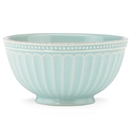 Lenox 855180 French Perle Groove Ice Blue™ Bowl