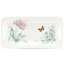 Lenox 855591 Butterfly Meadow Melamine® Hors D'oeuvres Tray