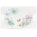 Lenox 855601 Butterfly Meadow Melamine® Handled Serving Tray
