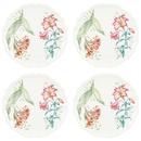Lenox 856372 Butterfly Meadow Melamine® 4-piece Accent Plate Set