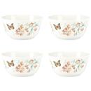 Lenox 856406 Butterfly Meadow Melamine® 4-piece All-Purpose Bowl Set