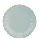 Lenox 856874 French Perle Groove Ice Blue™ Accent Plate