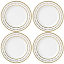 Lenox 863898 Jeweled Jardin™ 4-piece Bread Plate Set