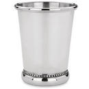Reed & Barton 865284 Windsor Banded Bead Pewter Julep Cup