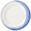 Lenox 865606 Indigo Watercolor Stripe™ Dinner Plate