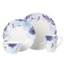Lenox 865655 Indigo Watercolor Floral™ 4-piece Place Setting