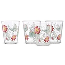 Lenox 866237 Butterfly Meadow® 4-piece Double Old Fashioned Set