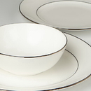 Lenox 868723 Continental Dining Platinum™  3-piece Place Setting