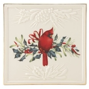 Lenox 870608 Winter Greetings™ Square Trivet