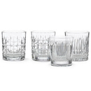 Reed & Barton 871744 Thomas O'Brien New Vintage™ 4-piece Double Old Fashioned Glass Set