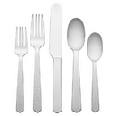 Reed & Barton 871762 Thomas O'Brien Marteau™ 5-piece Place Setting