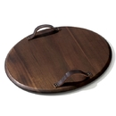 Dansk 873751 Hamund™ Cheese Board with Leather Handles