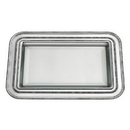 Reed & Barton 873796 Thomas O'Brien August™ Pewter Plate Small Tray