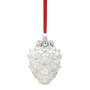 Reed & Barton 877763 North Pole Bound™ Small Pine Cone Ornament