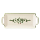 Lenox 879348 Holiday™ Handled Hors D'oeuvre Tray