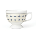 Reed & Barton 879537 Diamant No. 10™ French Blue Cappuccino Mug