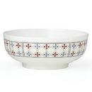 Reed & Barton 879560 Thomas O'Brien Ardeche No. 35™ Red Medium Serving Bowl