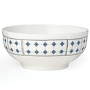 Reed & Barton 879565 Diamant No. 10™ French Blue Serving Bowl
