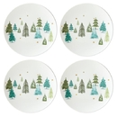 Lenox 880066 Balsam Lane™ 4-piece Accent Plate Set