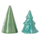 Lenox 880070 Balsam Lane™ 2-piece Tree Salt & Pepper Set
