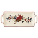 Lenox 880134 Winter Greetings™ Handled Hors D'oeuvre Tray?