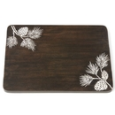 Lenox 880282 Alpine™ Carved Cheese Board