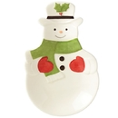 Lenox 882206 Hosting the Holidays™ Snowman Spoon Rest