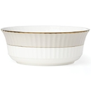 Lenox 882777 Pleated Colors Grey™ Large Serving Bowl