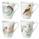 Lenox 882795 Butterfly Meadow Flutter® 4-piece Mug Set