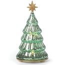 Lenox 883172 Wintery Woods™ Lit Mercury Glass Pine Tree