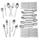 Lenox 883708 Bratton™ 65-piece Flatware Set