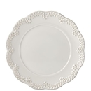 Lenox 883809 Chelse Muse Scallop Floral Grey™ Accent Plate