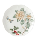 Lenox 884599 Butterfly Meadow® Holiday Jasmine Accent Plate