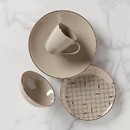 Lenox 885161 Trianna Taupe™ 4-piece Place Setting