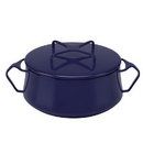 Dansk 885260 Kobenstyle Midnight Blue™ Casserole with Lid