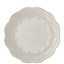 Lenox 885352 Chelse Muse Scallop Grey™ Accent Plate