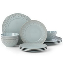 Lenox 885613 Chelse Muse Fleur Blue™ 12-piece Place Set
