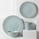 Lenox 885653 Chelse Muse Fleur Blue™ 4-piece Place Setting