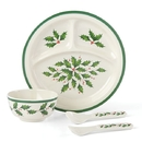 Lenox 885787 Holiday™ Children's 4-piece Dinner Set